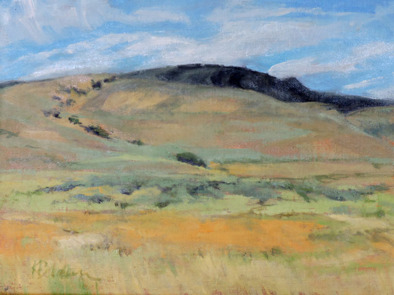 Late Summer Grass, Sold